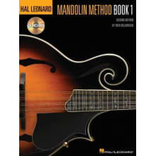 Mandolin Method Book 1 w/CD