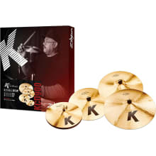 KCD900 K Custom Darkbox 4pc Cymbal Pack