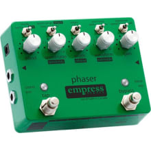 Phaser Guitar Effects Pedal