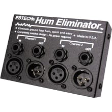 Hum Exterminator (2 Channel Box w/ XLR)