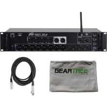 Peavey 03615940 Unity DR16 Rack Mount Digital Mixe