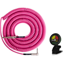 Retro Morph 25' ST-RA Coiled Cable Bundle