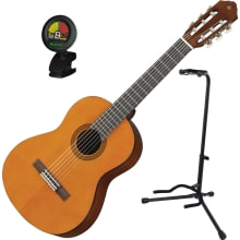Yamaha CGS102 Natural 1/2 Scale Acoustic Classical