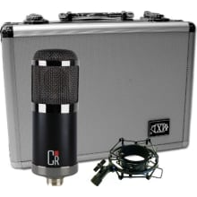 MXL CR89 Studio Mic w/Case and Shock Mount