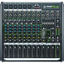 ProFX12v2 12-Channel Effects Mixer with USB
