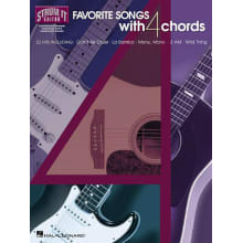 Favorite Songs With 4 Chords Fake Book