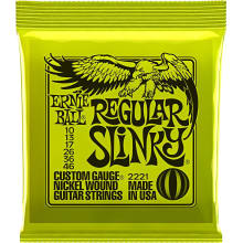 Nickel Slinky Electric Guitar Strings