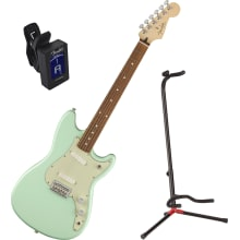 Offset Series Duo-Sonic SFG Electric Guitar Bundle