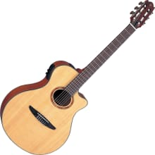 NTX700 NTX A/E Natural Classical Guitar