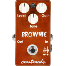 Brownie Distortion Pedal