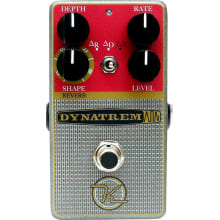 Dynatrem Dynamic Tremolo Guitar Effects Pedal