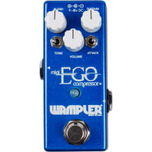 Mini Ego Compressor Guitar Effect Pedal