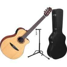 NTX700 NTX A/E Classical Guitar Bundle