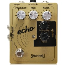 Echo Guitar Effects Pedal