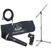 D5 Supercardioid Microphone Bundle