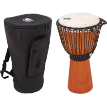 TSDJ-13NB Stage Series Pro Djembe with Bag