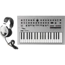 Minilogue Polyphonic Analog Synthesizer Bundle