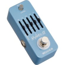 Graphic G Guitar Equalizer Effect Pedal