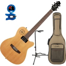 A6 Ultra Semi-Acoustic Thinline Guitar Bundle