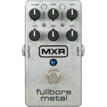 M-116 Fullbore Metal Distortion Pedal