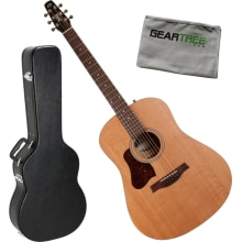 Seagull 046423 S6 Original Left-Handed Acoustic Gu