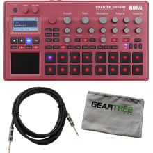 Electribe Music Production Sampler Station Bundle