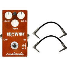 Brownie Distortion Pedal Bundle