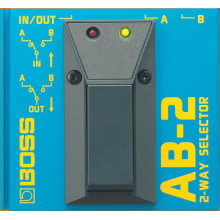 Boss AB-2 Two-Way Selector Switch