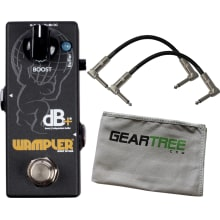 Wampler DB+ Boost/Independent Buffer Pedal UPDATED
