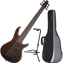 GSR206BWNF Bass Guitar Bundle