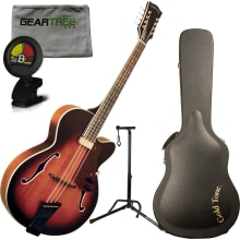 Mandocello Acoustic-Electric Guitar Bundle