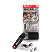 MusicSafe Pro Multi-Attenuator Molded Earplug Kit