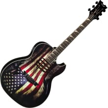Mako Glory Dave Mustaine USA A/E Guitar