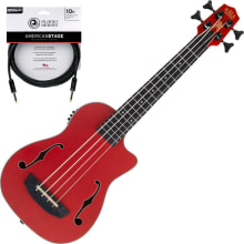 KALA UBASS-JYMN-RD-FS UBASS Red Journeyman Mahogan