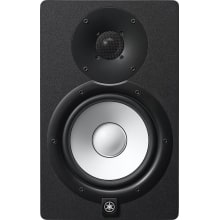 HS7 95W Black Active Bi-Amp Studio Monitor