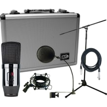CR30 Large Diaphragm Recording Mic Bundle