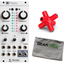 Mutable Instruments Plaits Percussion Synth Module