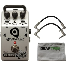 Bass TightFuzz JR Bass Fuzz Pedal Bundle