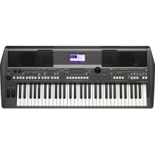 PSR-S670 61-Key Arranger Workstation Keyboard