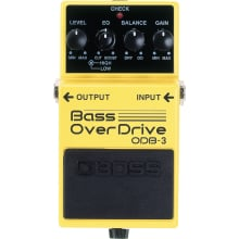 ODB-3 Bass Overdrive Effect Pedal