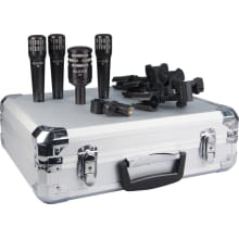 DP4 4-Piece Drum Microphone Pack