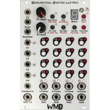 Sequential Switch Matrix Eurorack Synth Module