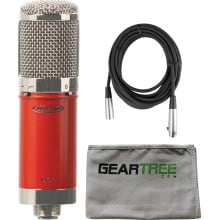 CK6 Cardioid FET Microphone w/Cloth and Cable