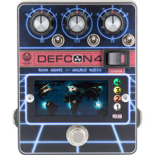Walrus Audio Defcon4 Ryan Adams Preamp and EQ Effe