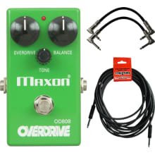 OD808 Overdrive Pedal Bundle