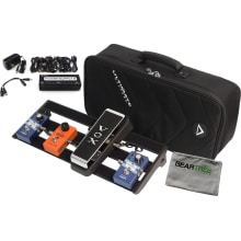 Ultimate GSP-300 Genesis Small Pedalboard Bundle w