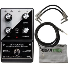 MF-Flange-02 Flanger Guitar Effect Pedal Bundle
