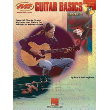 Guitar Basics - MI Instruction Book w/CD
