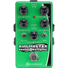RAM Ringmaster Analog Multiplier Effect Pedal