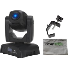 Pocket Pro Mini Moving Head Light Bundle